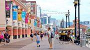 Trois casinos d'Atlantic City s'unissent pour promouvoir la plage nord de Boardwalk
